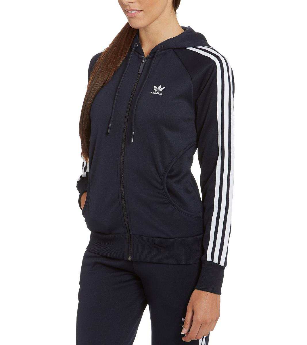 adidas Originals Girly Poly Hoody | JD Sports