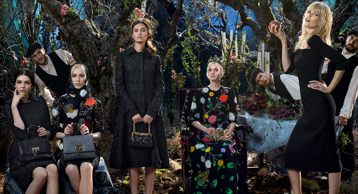Dolce&Gabbana Official Site and On Line Store - The Fall Winter 2014 2015 Collections