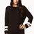 Varsity Stripe Waffle Knit Sweater | FOREVER21 - 2073076733