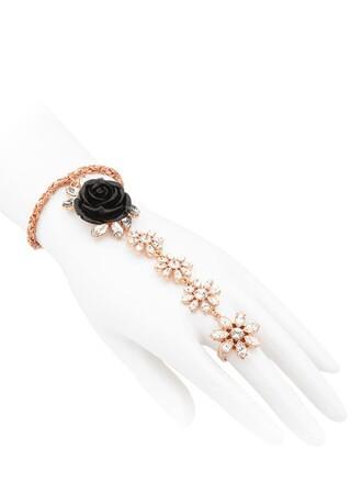 rose black jewels