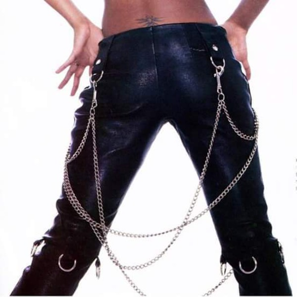 jeans leather pants aaliyah haughton Aaliyah Dana Haughton