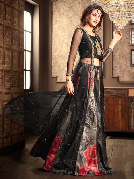 Dress Partywear Lehenga Choli Women Wear Designer Suit Wheretoget