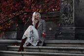 meri wild,blogger,coat,sweater,dress,shoes,bag