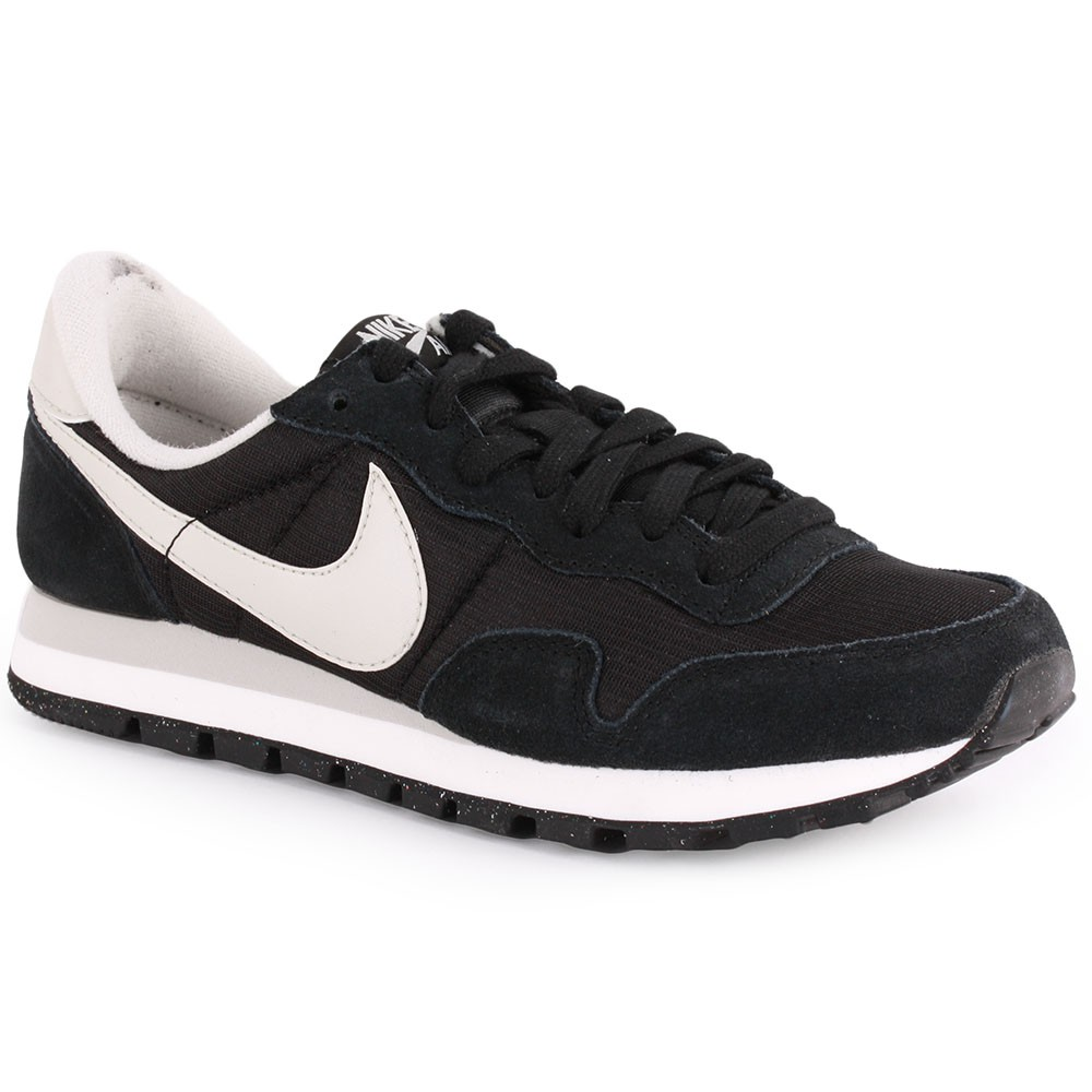 Nike Air Pegasus 83 Womens Trainers in Black White
