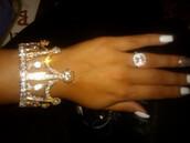 jewels,bracelets,women,Accessory,crown,bling,princess,tiara,ring,gold,sliver,diamonds