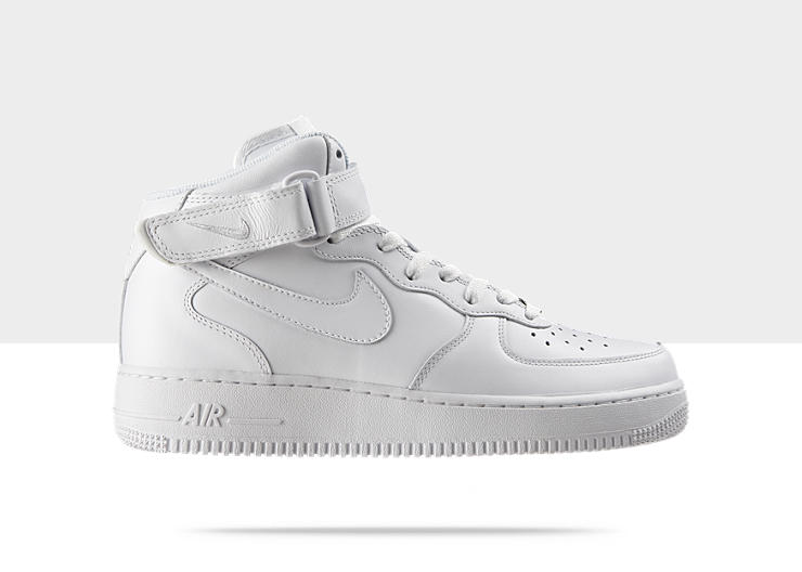 nike air force ones store