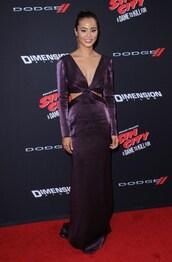 dress,jamie chung