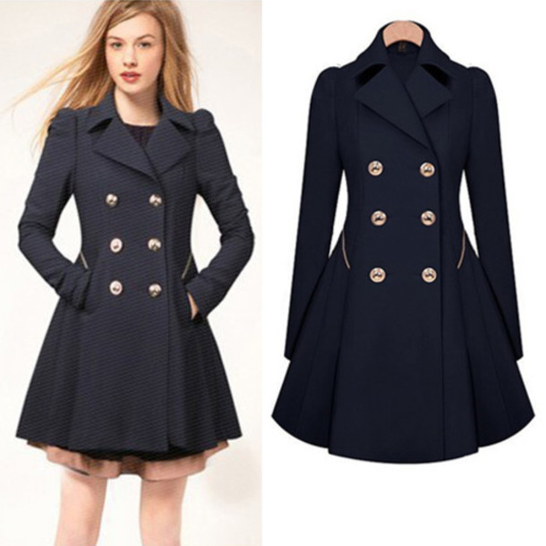 Coat: clothes, wool coat, long coat, fashion, waem coat