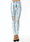 Shred it faded skinny jeans $49.40 in lblue