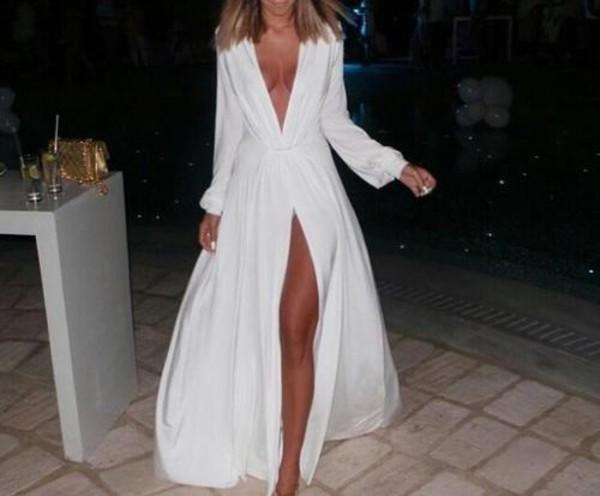 dress gorgeous glamour evening dress