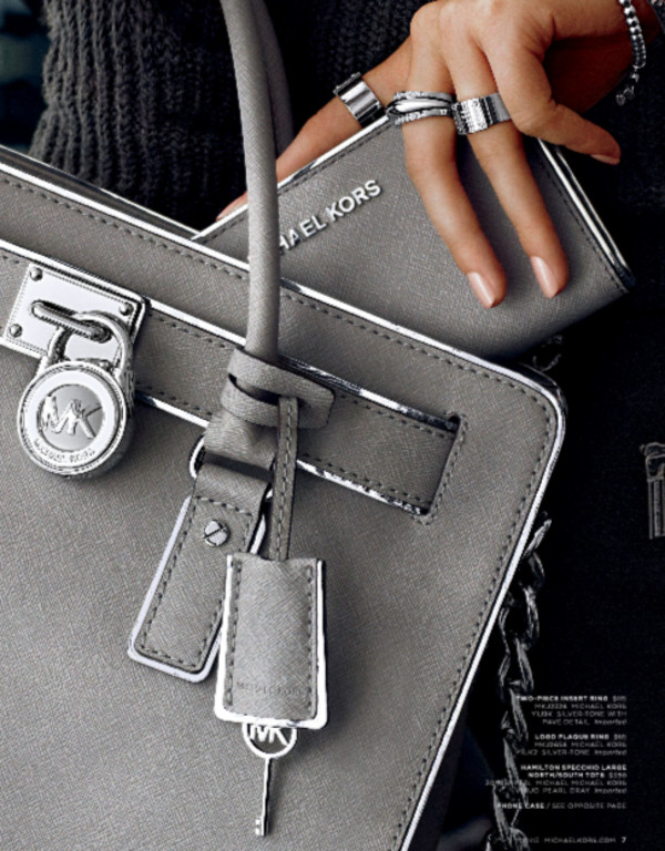 jewels lookbook fashion michael kors bag