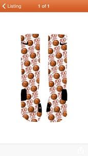 100 & basketball nike socks,socks,black white socks,emoji pants