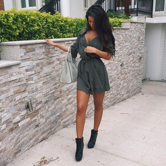 dress green dress black dress grey dress black heels style girly dress summer dress women girly