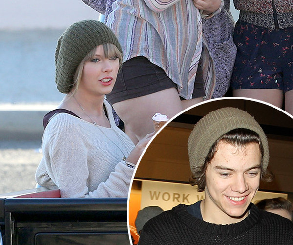 beanie taylor swift winter outfits knit harry styles