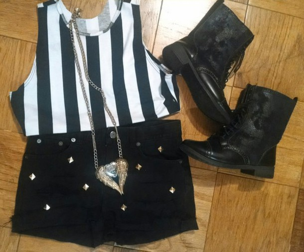 shorts gold bedazzled black shorts ralphlaurenfemme darkdenim cuffed shorts trendy custom tank top shoes