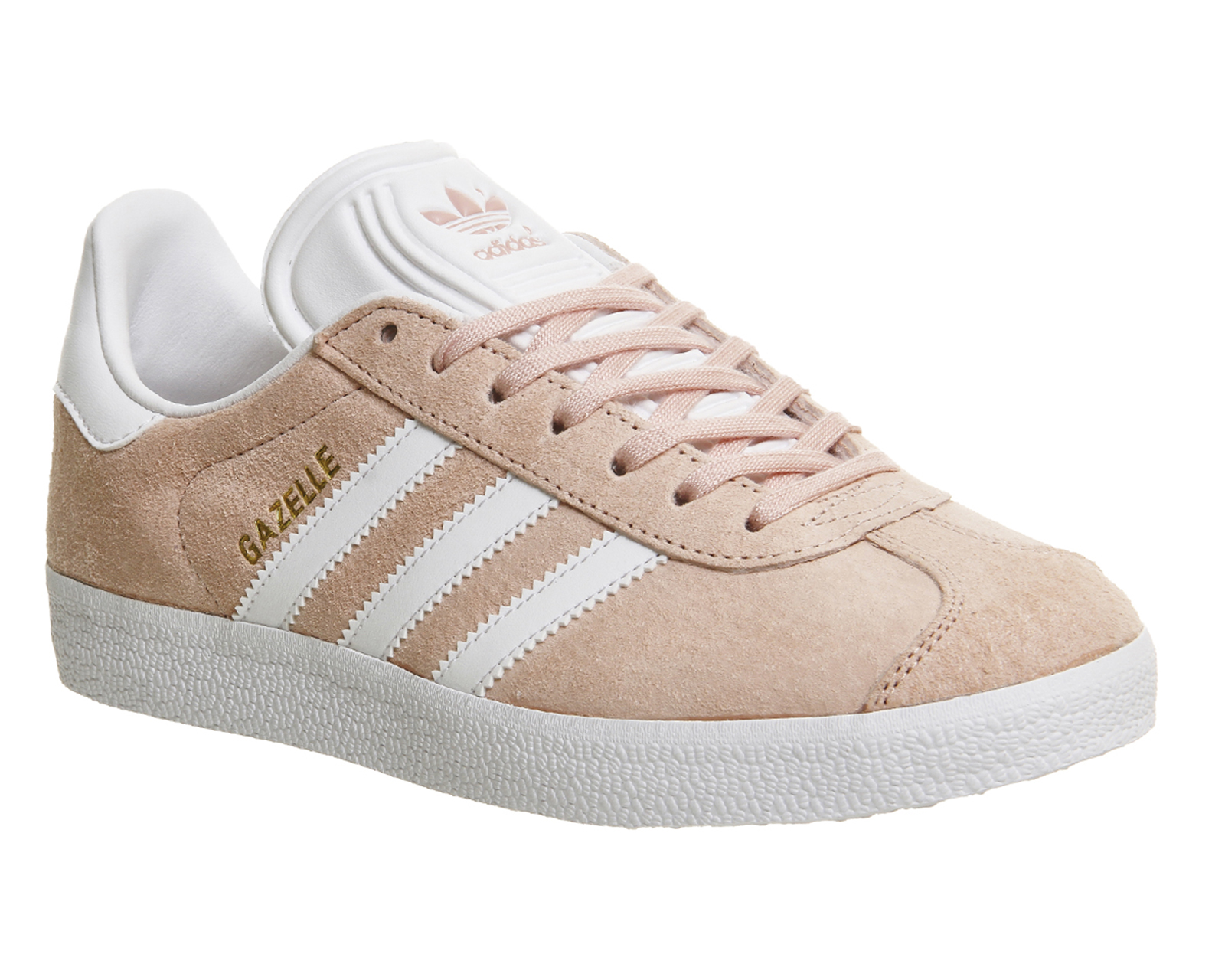Adidas Gazelle Vapour Pink White - His trainers