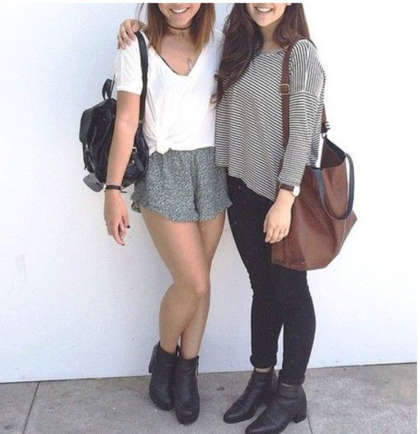 Shorts Pattern Brandy Melville Flowered Shorts Short Outfit