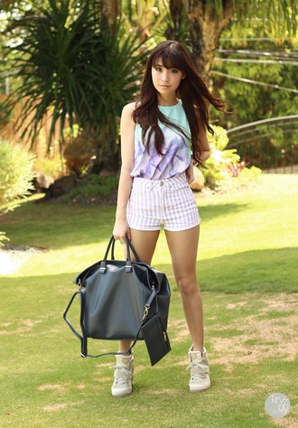 kryzuy t-shirt shorts sweater jewels bag shoes