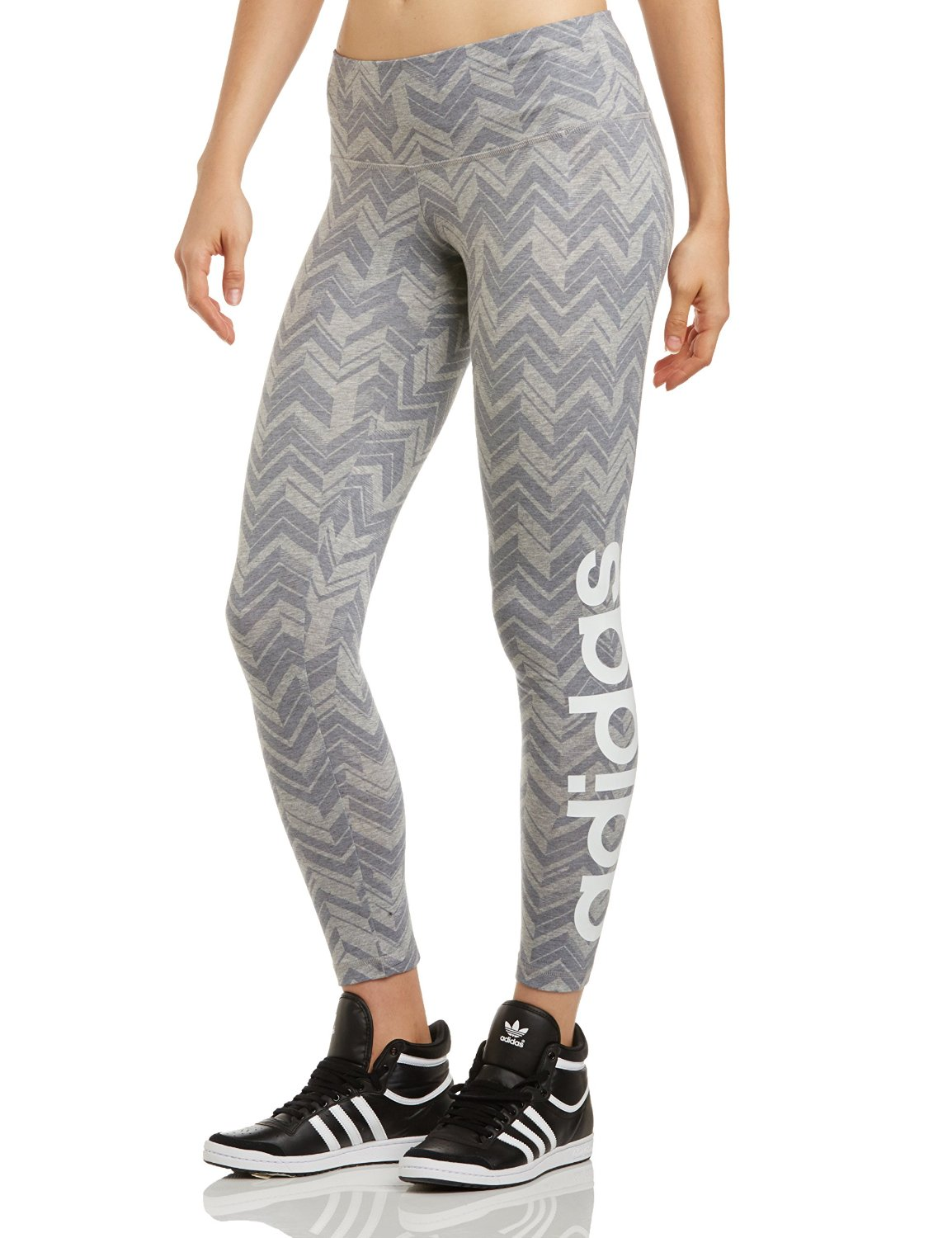 Adidas women's reload tight: amazon.co.uk: sports & outdoors