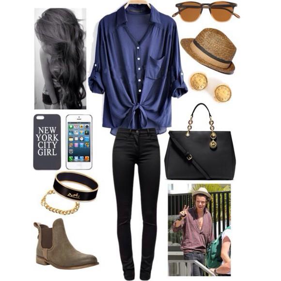 bracelets blouse earrings purse jeans clothes shoes hat phone case bag