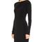 Rachel zoe long sleeve gown | shopbop