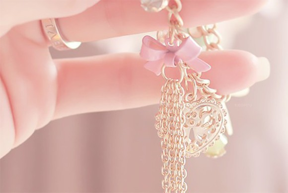 romantic girly jewels bracelets