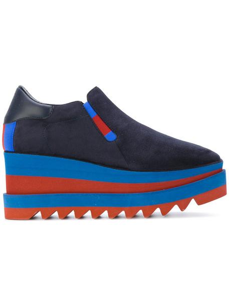 women shoes platform shoes leather black
