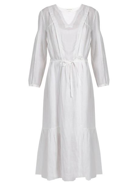 Isabel Marant etoile dress chic white