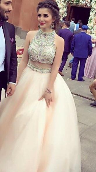 dress puffy dress prom dress ball gown dress