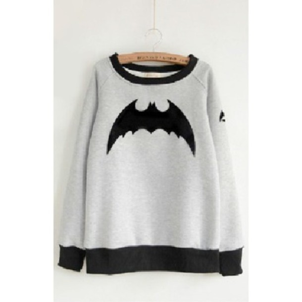 sweater batman