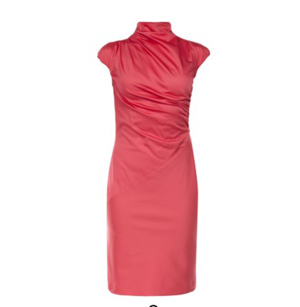 dress etui dress coral hugo boss hugo boss dress wedding