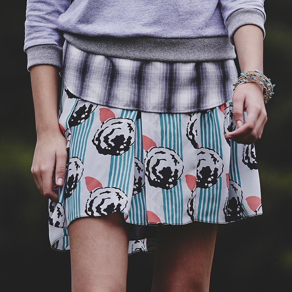 Lea Skirt in Mint