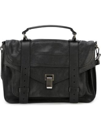 satchel black bag