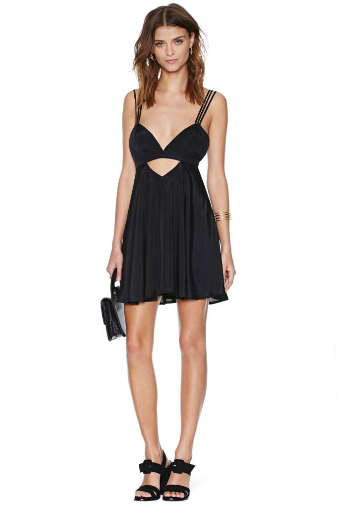 Nasty Gal Take It Full Circle Dress | Shop LBD at Nasty Gal