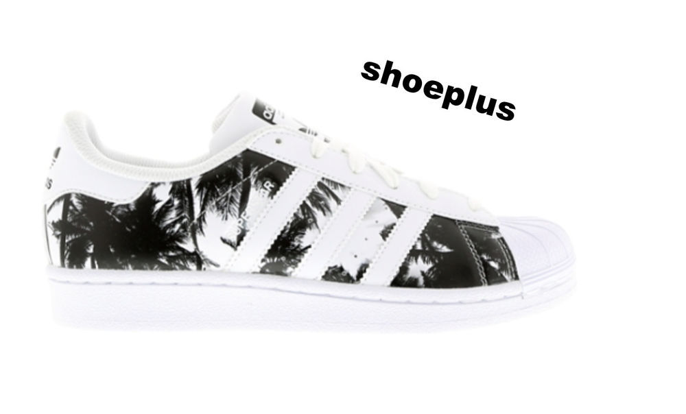 Adidas Superstar Palm Tree