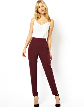 ASOS | ASOS Pants with High Waist at ASOS