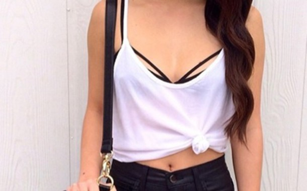 shirt under