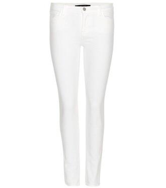 jeans skinny jeans white