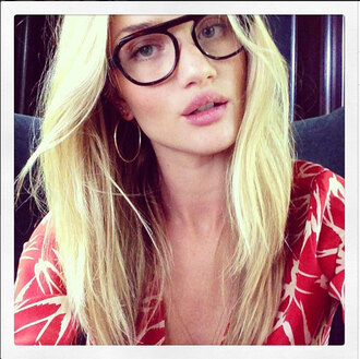 instagram rosie huntington-whiteley top