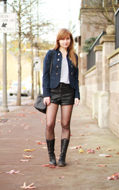 velvet venue,jacket,shorts,t-shirt,bag,shoes