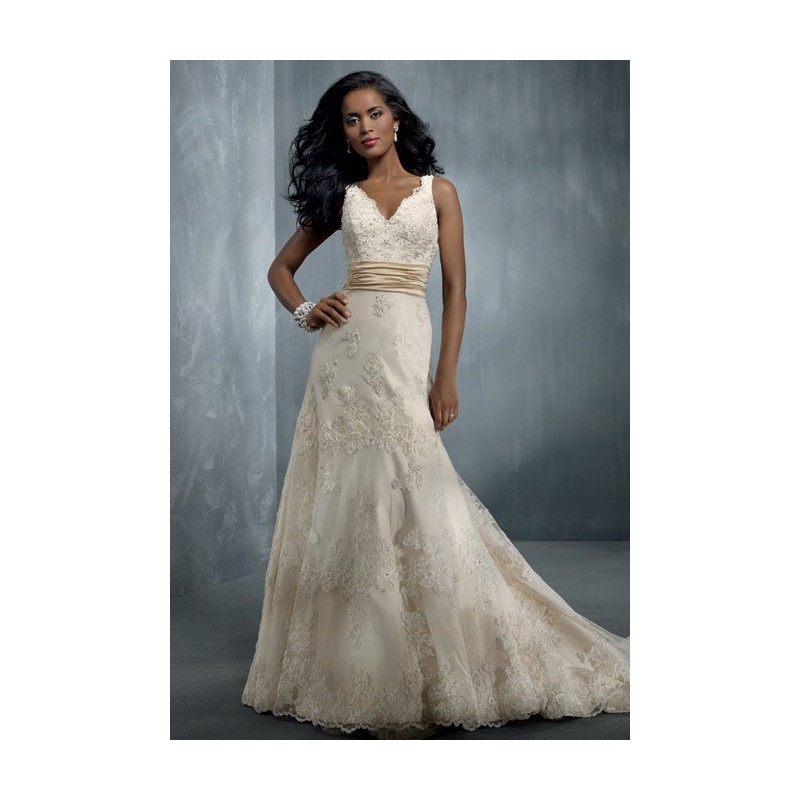 Alfred Angelo - 2251 - Stunning Cheap Wedding Dresses|Prom Dresses On sale|Various Bridal Dresses
