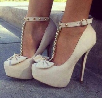 shoes heels with bows high heels classy