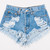 Keepers Stone Cut Off Dreamer Shorts