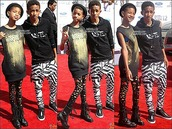 pants,sweatpants,baggy,black,white,stripes,red carpet,goth hipster