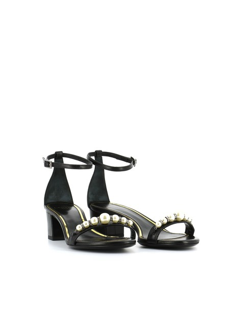 pearl black shoes