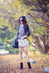 neon blush,t-shirt,skirt,shoes,sunglasses,belt,bag