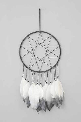 home accessory dreamcatcher hipster boho home decor feathers beach house boho decor urban outfitters