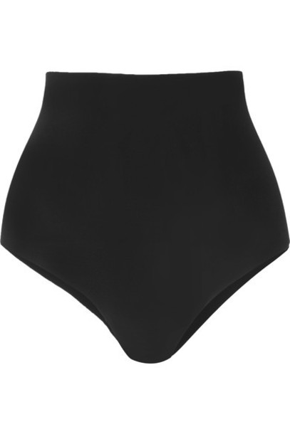 Commando thong classic black underwear