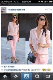 pants,high heels,leopard print,pink,blouse,pastel,jeans