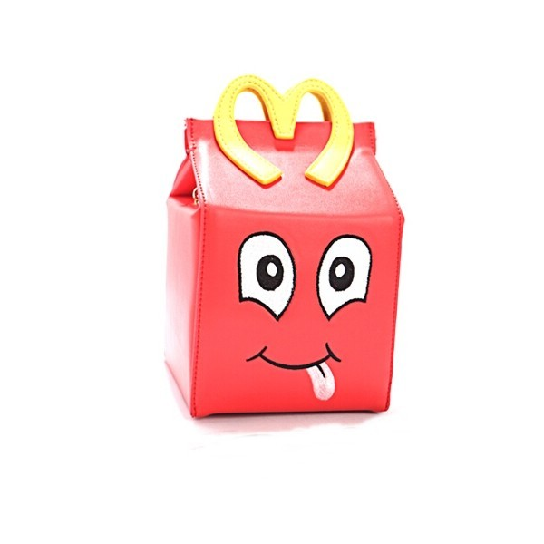 Olique happy meal bag